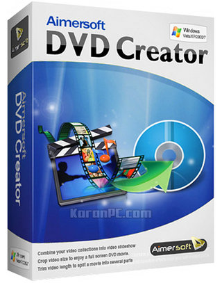 Aimersoft DVD Creator 6 2 4 111 Free Download + Portable
