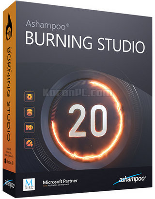 Ashampoo Burning Studio 20.0.3.3 + Portable