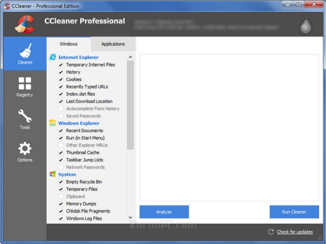 CCleaner Pro 5 60 7307 Business / Technician + Portable - Karan PC