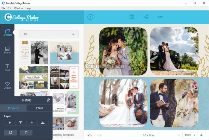 photo maker collage free download