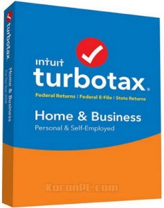 Intuit TurboTax Home & Business 2020 Download Full