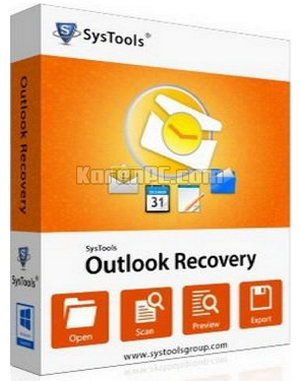 SysTools Outlook Recovery Full Download