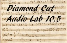 Diamond Cut Audio Restoration Tools 10.70 + Portable