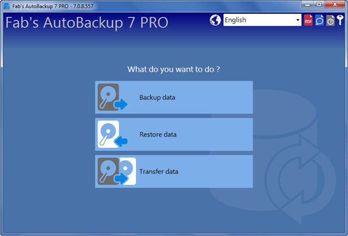 Fabs AutoBackup 7 Full Version