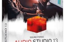 MAGIX Sound Forge Audio Studio 13.0 Build 45 [Latest]