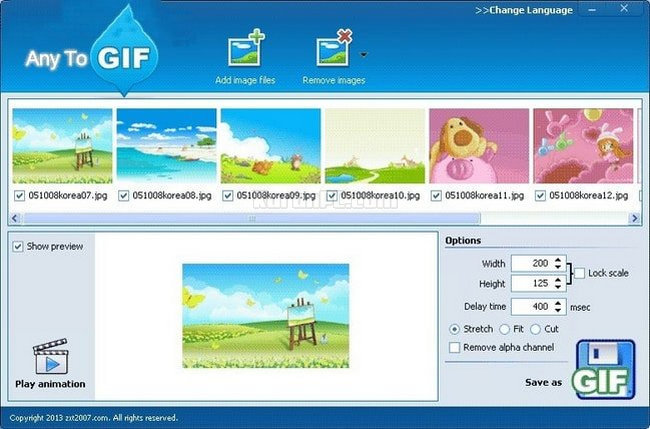 Any to GIF Free Download