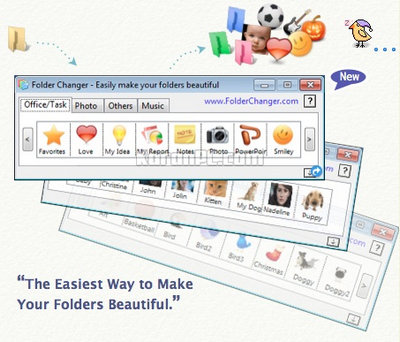 Folder Changer Software Free Download