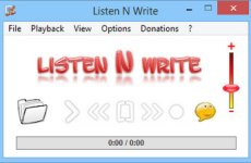 Listen N Write 1.30.0.1 Free Download + Portable