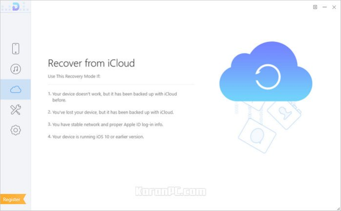 Primo iPhone Data Recovery Full Version