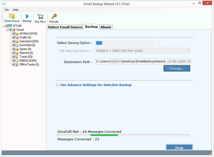 ZOOK Email Backup software Download