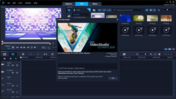 Corel VideoStudio Ultimate 2019 Full x64