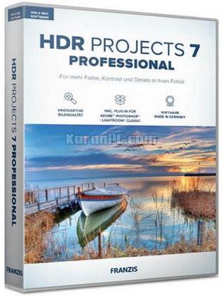 Download Franzis HDR Projects 7 Professional Full