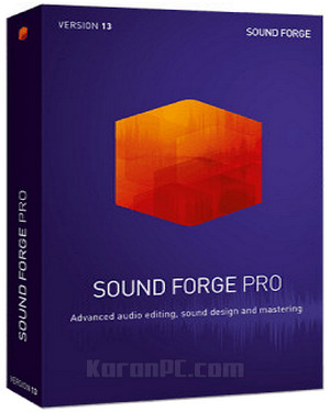Download MAGIX Sound Forge 13 Pro Full