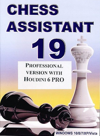 Chess Assistant Pro 19 v12 00 Build 0 Free Download - Karan PC