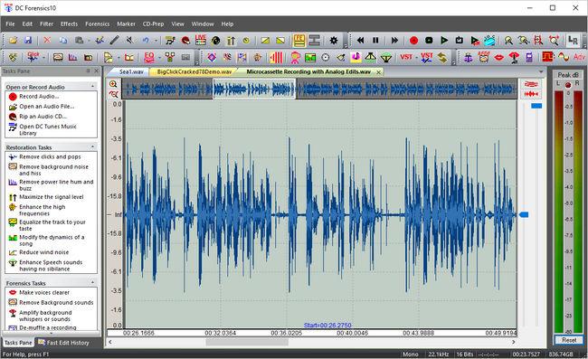 Diamond Cut Forensics Audio Laboratory full