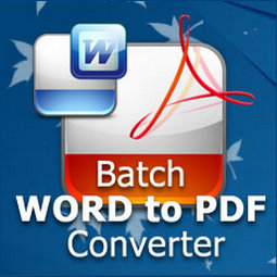 Download Batch WORD to PDF Converter Pro Full