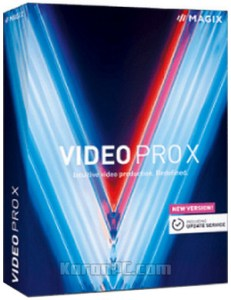 Download MAGIX Video Pro X11 Full