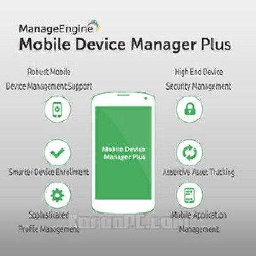 Download ManageEngine Mobile Device Manager Plus Software