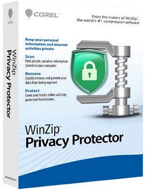 Download WinZip Privacy Protector Premium