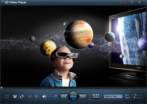 3D Video Player Full
