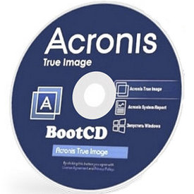 Download Acronis True Image Bootable ISO