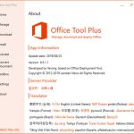 Office Tool Plus 8.1.0.10 Free Download