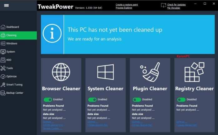 TweakPower Download