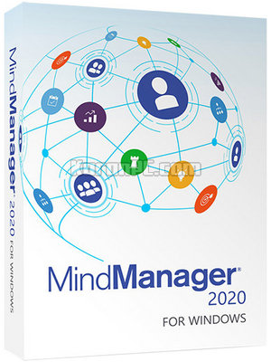Download Mindjet MindManager 2020 Full
