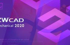 ZWCAD Mechanical 2020 Free Download