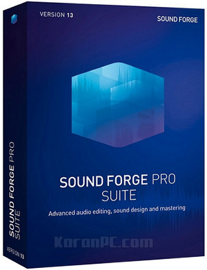 Download MAGIX SOUND FORGE Pro Suite Full