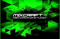 Acoustica Mixcraft Recording Studio 9.0 Build 458
