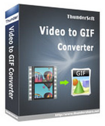 Download ThunderSoft Video to GIF Converter