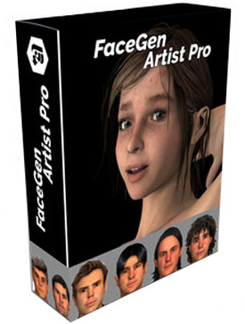 Download FaceGen Artist Pro