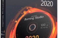 Ashampoo Burning Studio 2020 1.21.3 [Freeware]