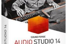 Sound Forge Audio Studio 14.0 Build 56 [MAGIX]