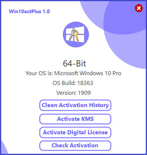 Download Win10actPlus