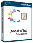 Okdo All to Text Converter 5.8 Free Download