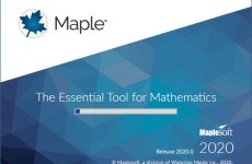 Maplesoft Maple 2020.0 (x64) Free Download