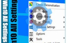 Win10 All Settings 2.0.1.20 Free Download