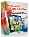 EximiousSoft ePage Creator 3.06 Free Download