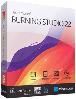 Ashampoo Burning Studio 22 Full