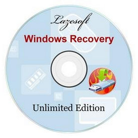 Lazesoft Windows Recovery Unlimited