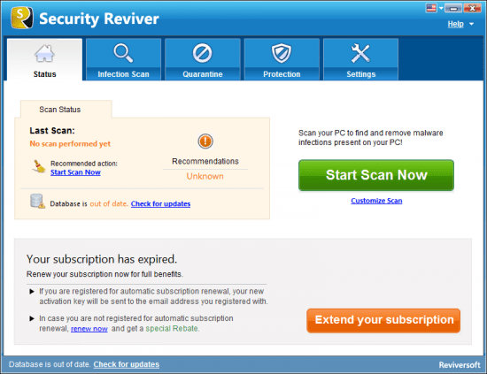 Security Reviver Full