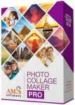AMS Software Photo Collage Maker Pro 7.0 Free Download