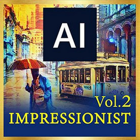 CyberLink Impressionist AI Style Pack Vol. 2