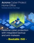 Acronis Cyber Protect Home Office Bootable ISO Build 39620