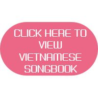 Vietnamese songs book