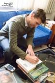 Dedicating the Book