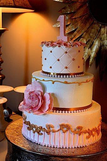 "Kara's Party Ideas Marie Antoinette ""Let Them Eat Cake"