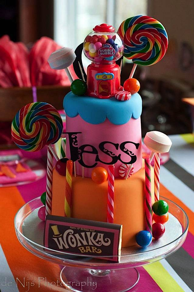 Kara S Party Ideas Charlie And The Chocolate Factory